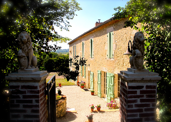 La Beaujardine Holiday Villa in France