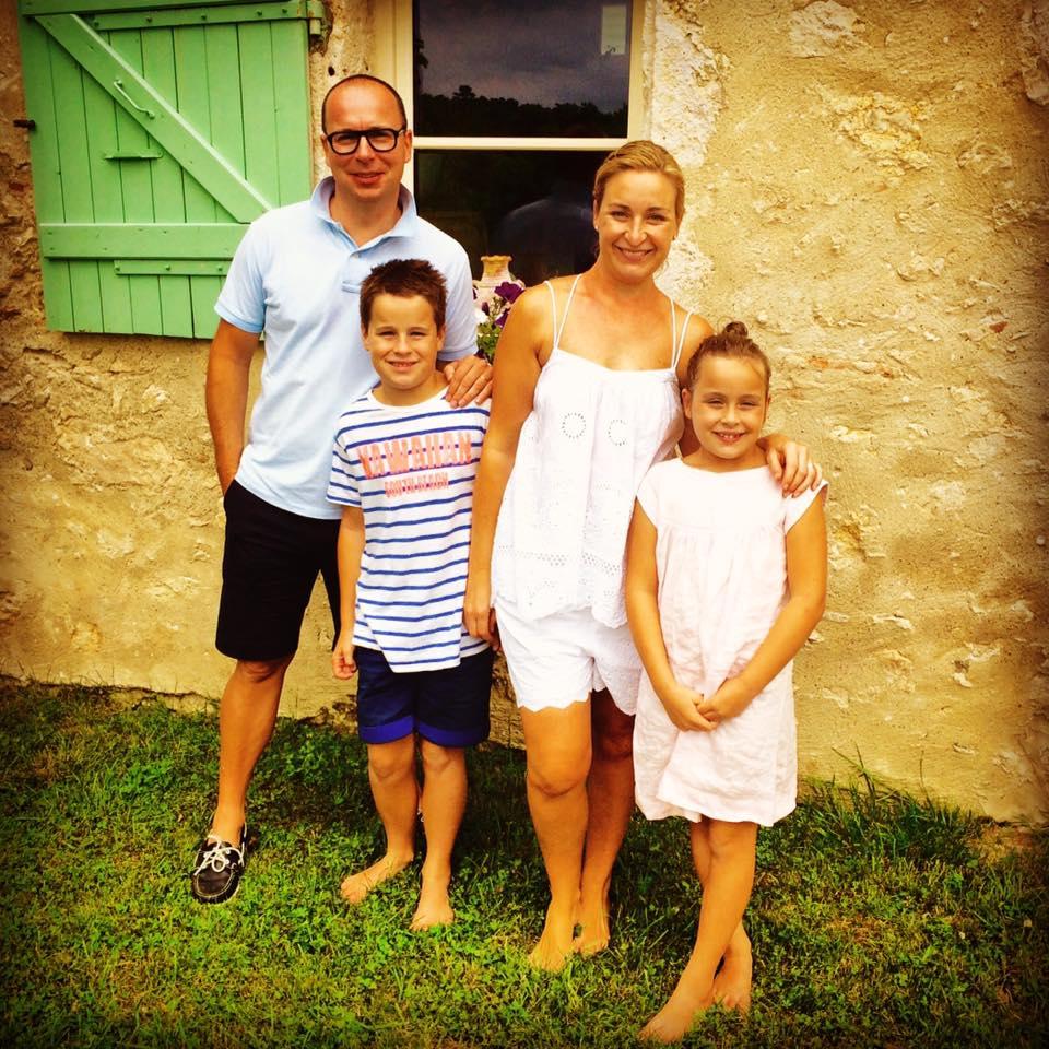Holiday Villa France La Beaujardine